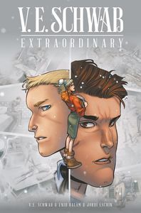 [Extraordinary #1 (Cover B Balam) (Product Image)]