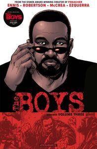 [Boys: Omnibus: Volume 3 (Product Image)]