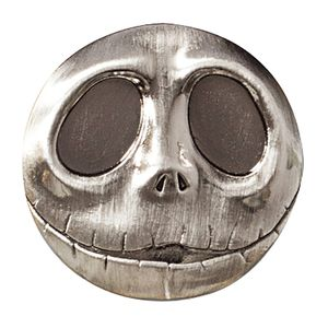 [The Nightmare Before Christmas: Deluxe Lapel Pin Badge: Jack Head (Product Image)]