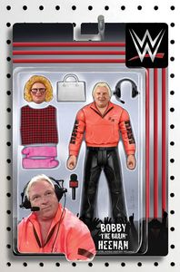 [WWE #24 (Riches Action Figure Variant) (Product Image)]