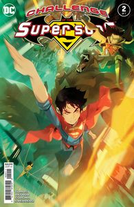 [Challenge Of The Super Sons #2 (Cover A Simone Di Meo) (Product Image)]