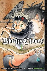 [Black Clover: Volume 1 (Product Image)]