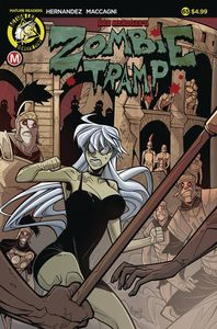 [Zombie Tramp: Ongoing #65 (Cover A Maccagni) (Product Image)]