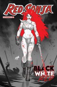 [Red Sonja: Black White Red #2 (Cover C Nakayama) (Product Image)]