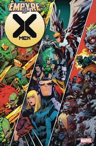 [Empyre: X-Men #3 (Of 4) (To Variant) (Product Image)]