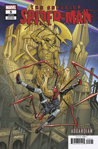 [Superior Spider-Man #5 (Pacheco Asgardian Variant) (Product Image)]