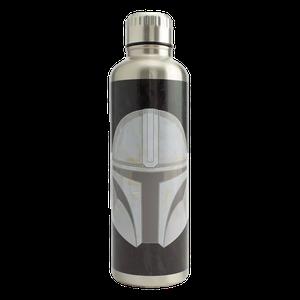 [Star Wars: The Mandalorian: Metal Water Bottle (Product Image)]