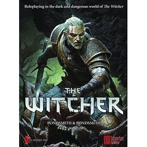 [The Witcher: The Roleplaying Game: A Book Of Tales (Product Image)]