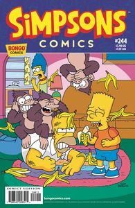 [Simpsons Comics #244 (Product Image)]