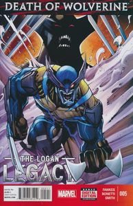 [Death Of Wolverine: Logan Legacy #5 (Product Image)]