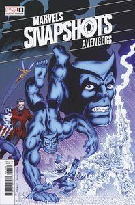 [Avengers: Marvels Snapshot #1 (Perez Hidden Gem Variant) (Product Image)]