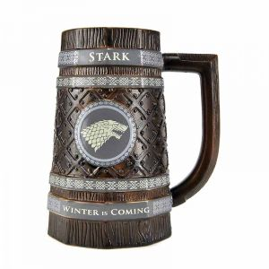 [Game Of Thrones: Stein: Stark Embossed (Product Image)]