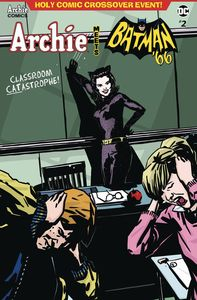 [Archie Meets Batman 66 #2 (Cover C Smith) (Product Image)]