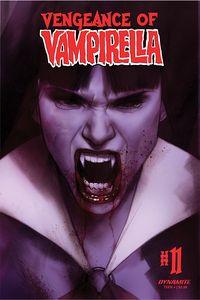 [Vengeance Of Vampirella #11 (Cover B Oliver) (Product Image)]
