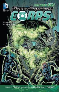 [Green Lantern Corps: Volume 2: Alpha War (Product Image)]