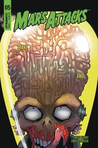 [Mars Attacks #5 (Cover A Marques) (Product Image)]