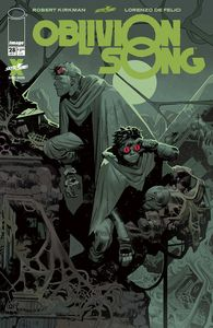[Oblivion Song By Kirkman & De Felici #28 (Product Image)]