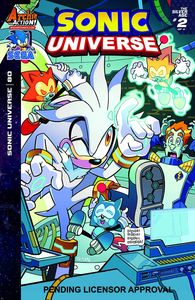 [Sonic Universe #80 (Product Image)]