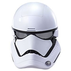 [Star Wars: The Last Jedi: Voice Changer Mask: First Order Storm Trooper (Product Image)]