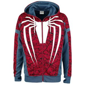 [Spider-Man: Hoodie: Game Outfit (Product Image)]