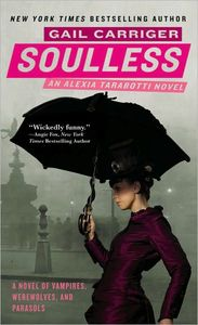 [Parasol Protectorate: Book 1: Soulless (Product Image)]