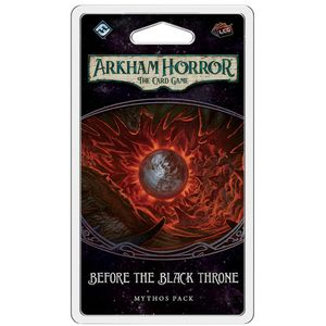 [Arkham Horror: Expansion: Before The Black Throne (Product Image)]
