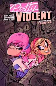 [Pretty Violent: Volume 2 (Product Image)]