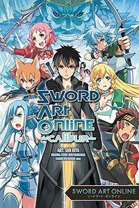 [Sword Art Online Calibur (Product Image)]