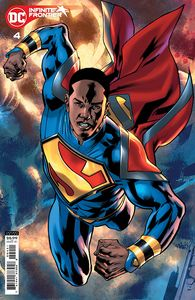 [Infinite Frontier #4 (Bryan Hitch Cardstock Variant) (Product Image)]