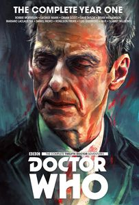 [Doctor Who: Twelfth Doctor: Complete Year One (Hardcover) (Product Image)]