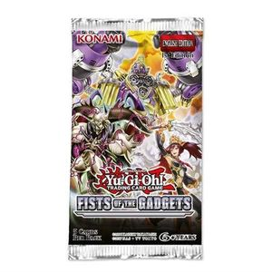 [YU-GI-OH!: Trading Card Game: Battle Of Legend: Booster Pack: Fist Of The Gadgets (Product Image)]