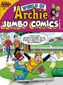 [World Of Archie: Jumbo Comics Digest #92 (Product Image)]