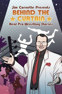 [Jim Cornette Presents: Behind The Curtain: Wrestling Stories (Product Image)]