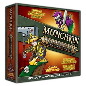 [Munchkin: Warhammer: Age Of Sigmar (Product Image)]