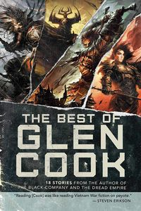 [The Best Of Glen Cook (Hardcover) (Product Image)]