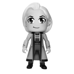 [Doctor Who: TITANS: Kawaii 13th Doctor Blue Long Coat (SDCC 2018) (Product Image)]