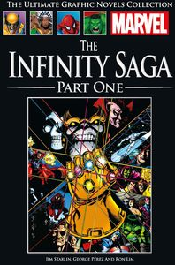 [Marvel Graphic Novel Collection: Volume 172: Infinity Saga Part 1 (Product Image)]