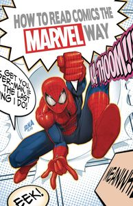 [How To Read Comics The Marvel Way #1 (Product Image)]