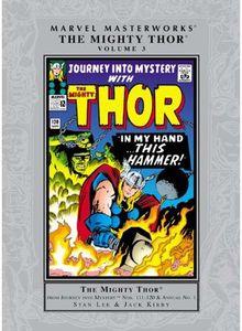 [Marvel Masterworks: Mighty Thor: Volume 3 (Product Image)]