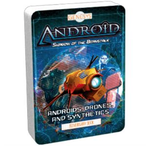 [Genesys RPG: Androids, Drones & Synthetics: Adversary Deck (Product Image)]