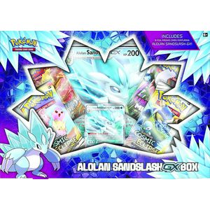 [Pokemon: GX Box: Alolan Sandslash (Product Image)]
