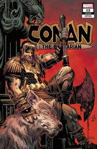 [Conan The Barbarian #12 (Garney Variant) (Product Image)]