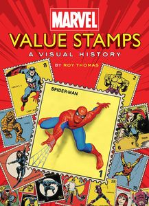 [Marvel Value Stamps: Visual History (Hardcover) (Product Image)]