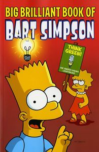 [Simpsons Big Brilliant Book Of Bart (Product Image)]