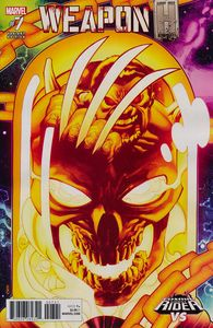 [Weapon H #7 (Stevens Cosmic Ghost Rider Variant) (Product Image)]