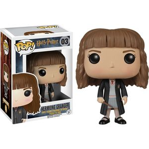 [Harry Potter: Pop! Vinyl Figures: Hermione Granger (Product Image)]
