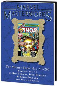 [Marvel Masterworks: Mighty: Thor Volume 18 (DM Variant Edition 280 Hardcover) (Product Image)]