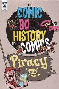 [Comic Book History Of Comics: Comics For All #4 (Cover A) (Product Image)]