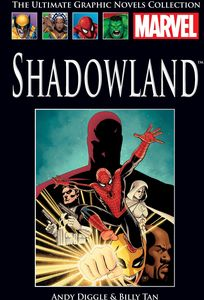 [Marvel Graphic Novel Collection: Volume 69: Shadowland (Hardcover) (Product Image)]