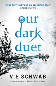 [Monsters Of Verity: Book 1: Our Dark Duet (Signed Bookplate Edition) (Product Image)]